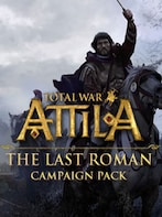 Total War: ATTILA - The Last Roman Campaign Pack Steam Key GLOBAL
