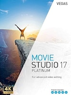 VEGAS Movie Studio 17 Platinum Steam Edition (PC) - Steam Gift - EUROPE