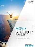 VEGAS Movie Studio 17 Platinum Steam Edition (PC) - Steam Gift - GLOBAL