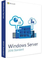 Windows Server 2016 Standard (PC) - Microsoft Key - GLOBAL