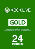Xbox Live GOLD Subscription Card 24 Months - Key GLOBAL