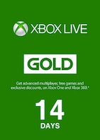 Xbox Live Gold Trial 14 Days Xbox Live GLOBAL