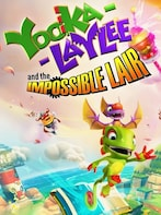 Yooka-Laylee and the Impossible Lair - Steam - Key GLOBAL