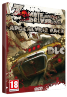 Zombie Driver HD Apocalypse Pack Steam Gift GLOBAL