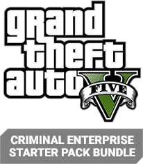 Grand Theft Auto V: Premium Online Edition Rockstar Key GLOBAL logo