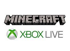 MINECRAFT XBOX LIVE XBOX ONE logo