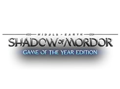 MIDDLE-EARTH: SHADOW OF MORDOR GAME OF THE YEAR EDITION logo