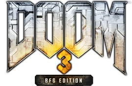 Doom 3 BFG Edition logo