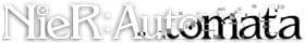 NieR: Automata logo