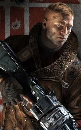 Wolfenstein: The New OrderSteam Key GLOBAL