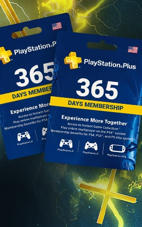 PlayStation Plus CARD PSN NORTH AMERICA 365 DaysNORTH AMERICA 365 Days