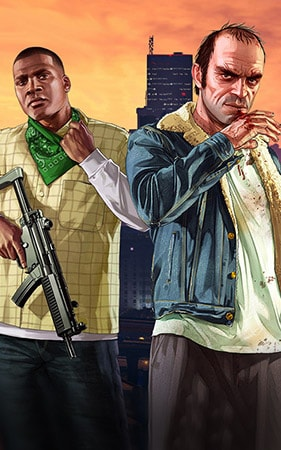 Grand Theft Auto V: Premium Online Edition Rockstar Key GLOBALLook for blue Plus banner with G2A Plus discounted Price! (auctions listing)