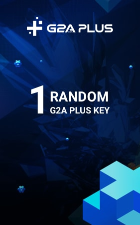 1 Random Key G2A PlusGet 1 Random Key from 5 hot titles such as: OVERKILL's The Walking Dead, Life is Strange 2 Complete Season, DEAD OR ALIVE 6, F1 2018 Headline Edition and V-Rally 4.