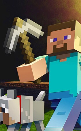MINECRAFT JAVA EDITION KEY GLOBALLook for blue Plus banner with G2A Plus discounted Price! (auctions listing)