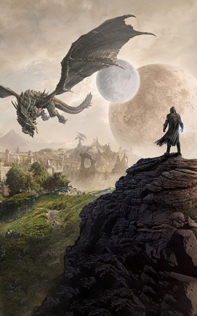 The Elder Scrolls Online - Elsweyr Upgrade The Elder Scrolls Online Key GLOBALKey GLOBAL