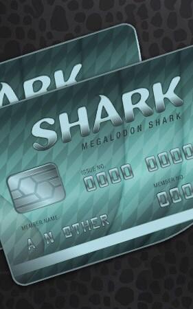 Grand Theft Auto Online: Megalodon Shark Cash Card 8 000 000 USD Key PCRockstar GLOBAL