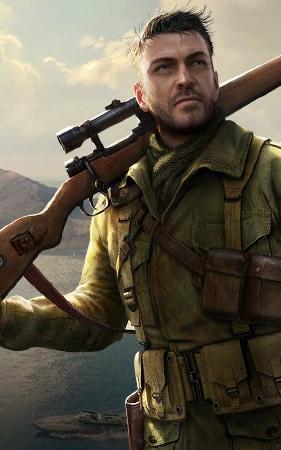 Sniper Elite 4Steam Key GLOBAL