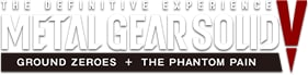 METAL GEAR SOLID V: The Definitive Experience logo