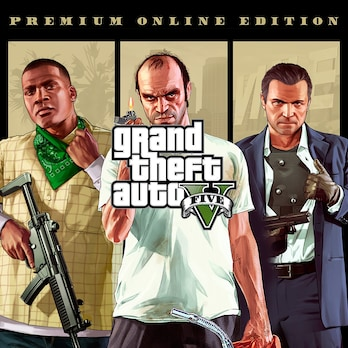 Grand Theft Auto V: Premium Online Edition Rockstar Key GLOBAL