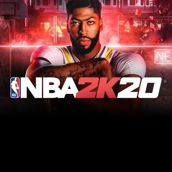 NBA 2K20 Standard Edition Steam Key EUROPE