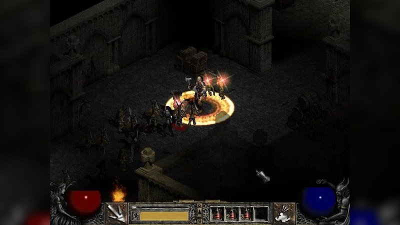 Diablo 2 gameplay