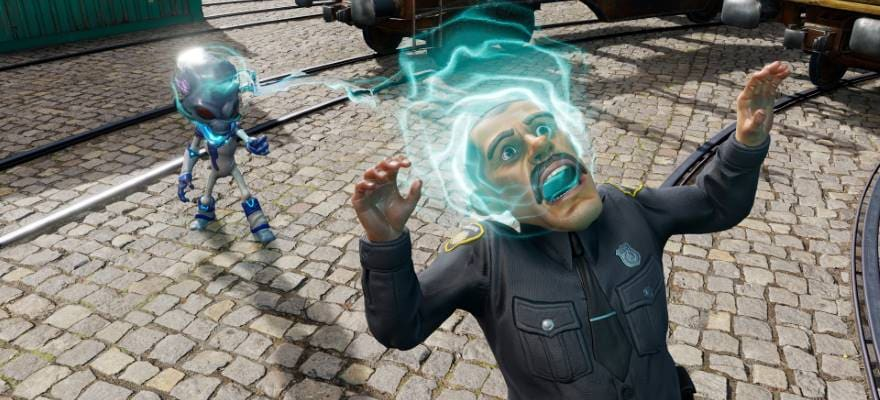 Crypto in Destroy All Humans