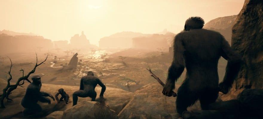 Ancestors The Humankind Odyssey PC Graphics