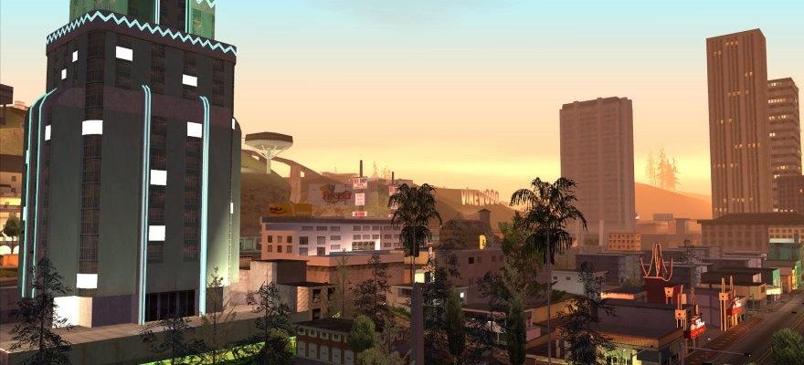 San Andreas City
