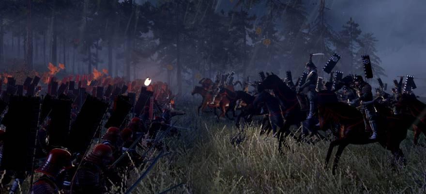 SHOGUN 2 COLLECTION - Night Battle