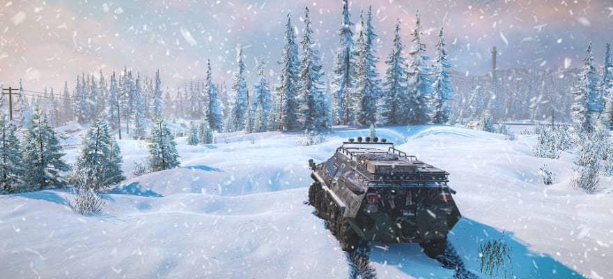 Alaska in SnowRunner