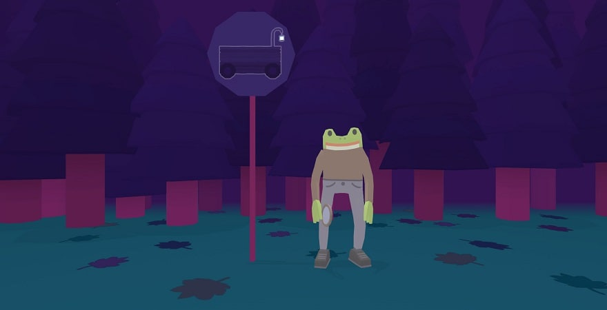 Buy Frog Detective 2: The Case of the Invisible Wizard (PC) - Steam Key - GLOBAL - Cheap - G2A.COM!
