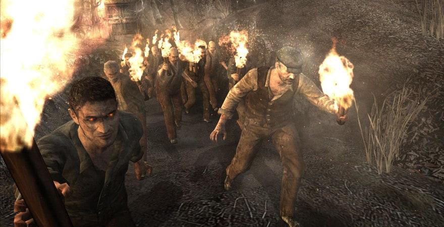 Resident Evil 4: Ultimate HD Edition - monster