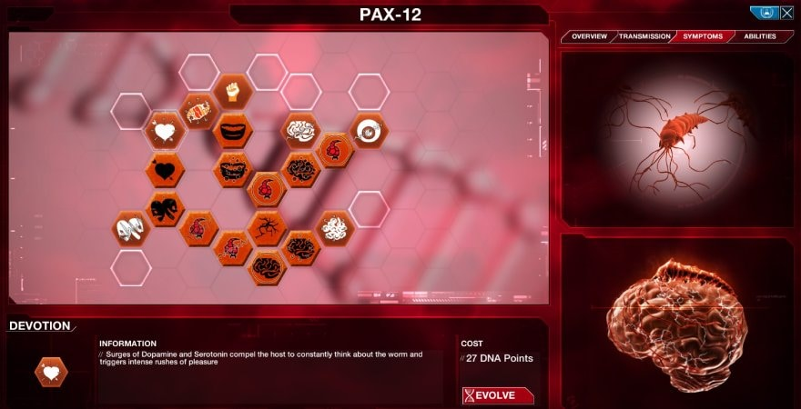 Plague Inc: Evolved gamescreen