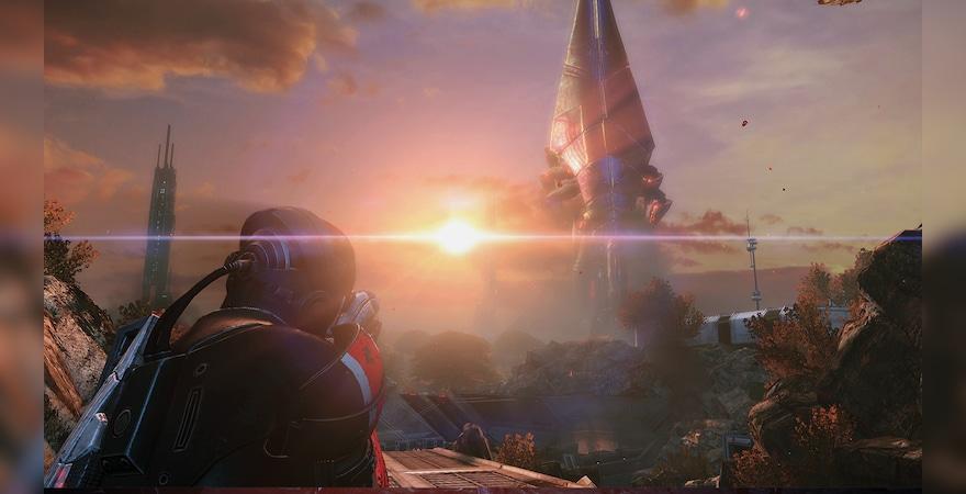 Mass Effect Legendary Remake 2021