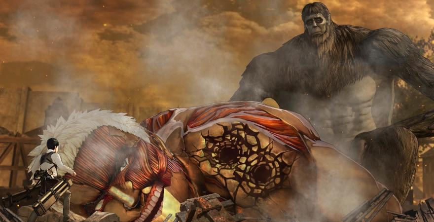 Attack on Titan 2: Final Battle (PC) - Steam Gift - GLOBAL - G2A.COM