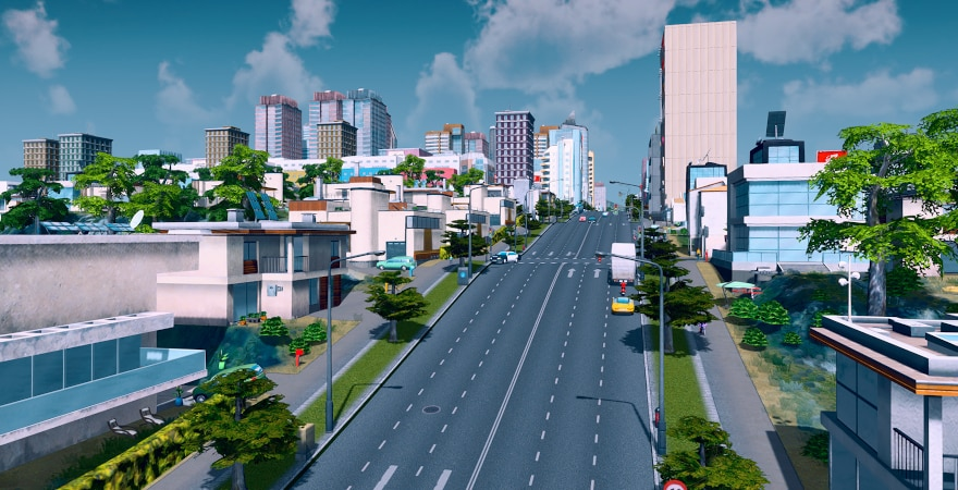 Cities: Skylines - Relaxation Station
