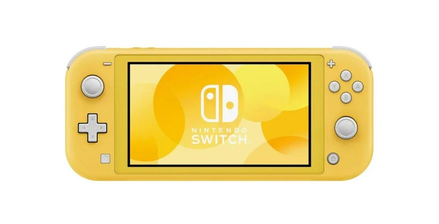 Nintendo Switch Lite -Yellow
