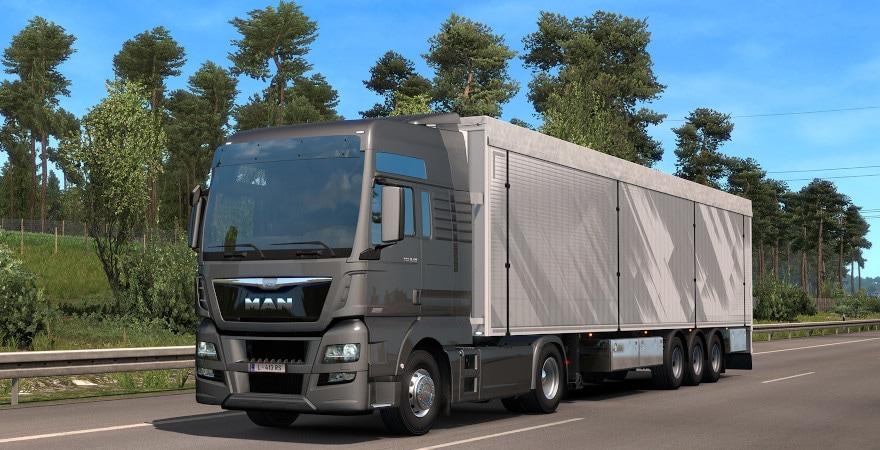 Euro Truck Simulator 2 Complete Edition