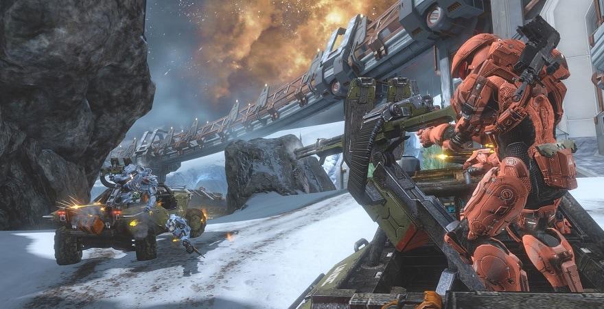 Halo 4 steam version