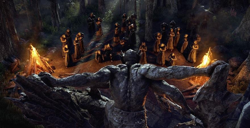 The Elder Scrolls Online: Blackwood UPGRADE