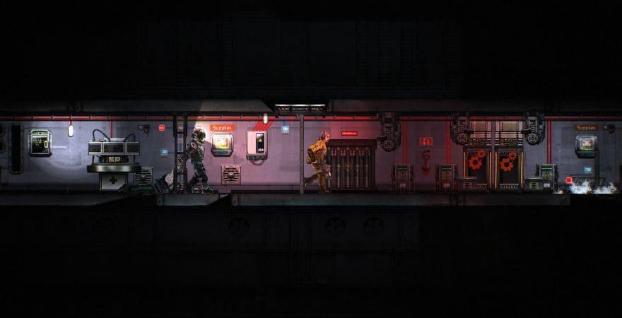Barotrauma gamescreen