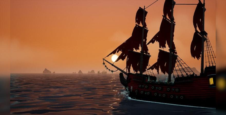 King of Seas Video Game 2021