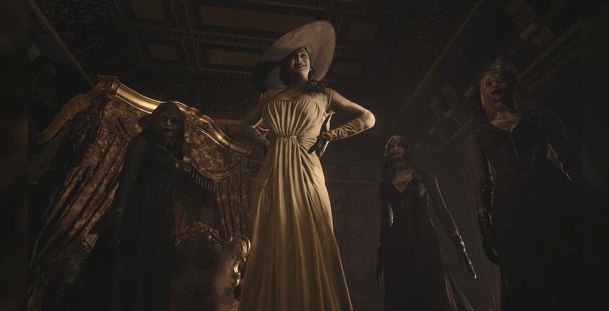 Mother Miranda Resident Evil 8 Village
