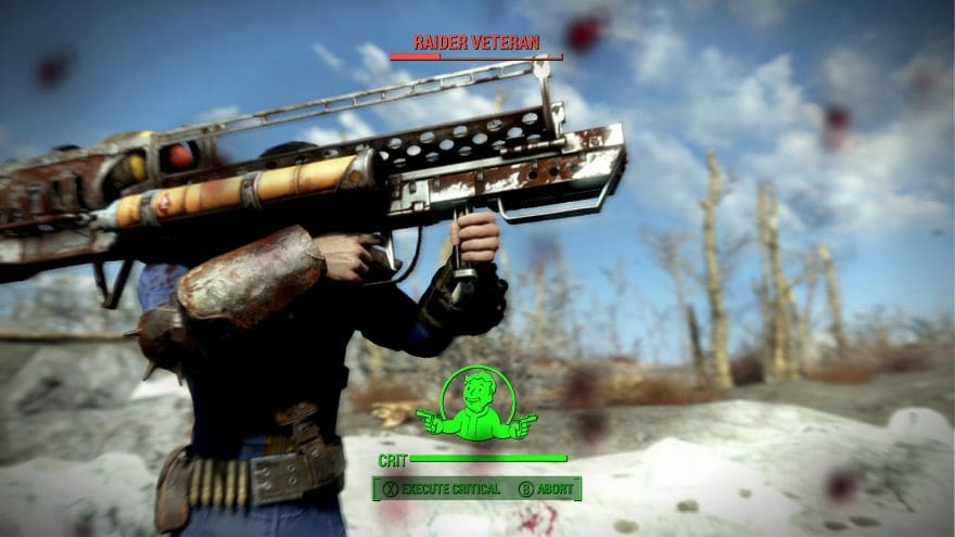Fallout 4: goty - protagonist
