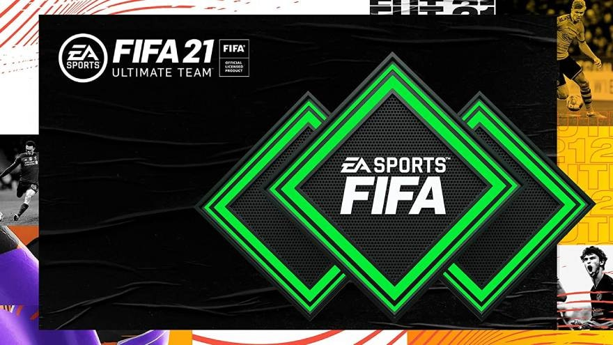 Fifa 21 Ultimate Team Points