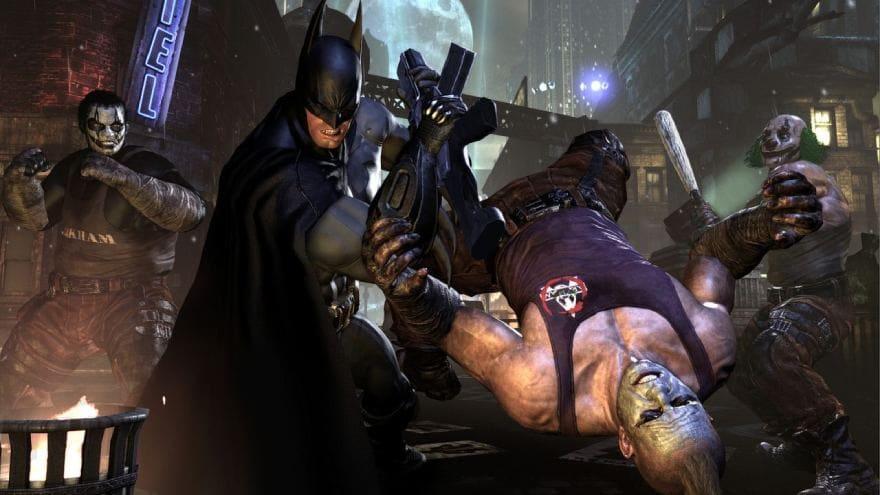 Batman: Arkham Collection - fight