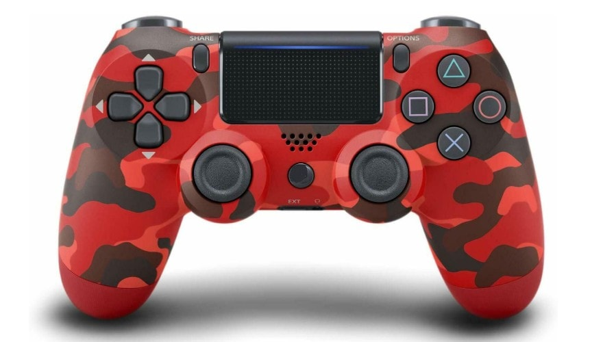 PS4 Controller Shock